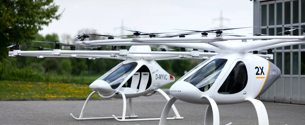 It's Official: Flying Taxis Will be in Dubai by the End of the Year
