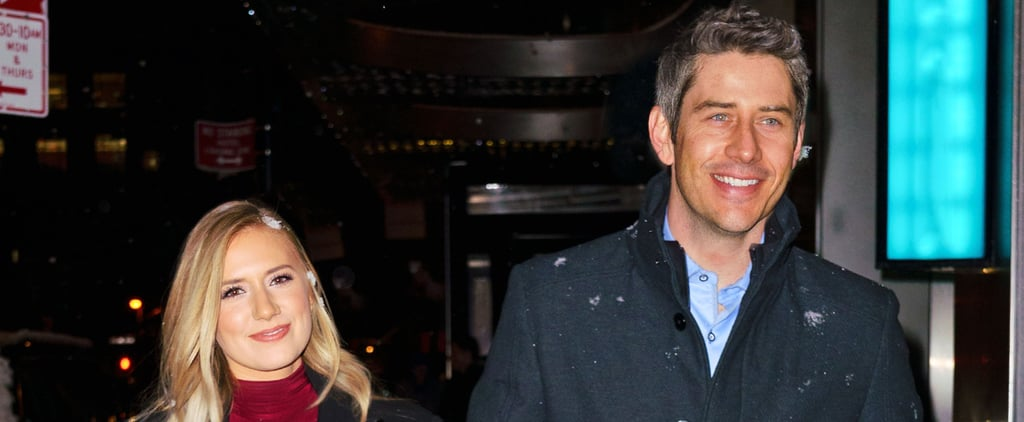Arie and Lauren Take Jimmy Kimmel's Advice and Finally Go on Their First Restaurant Date