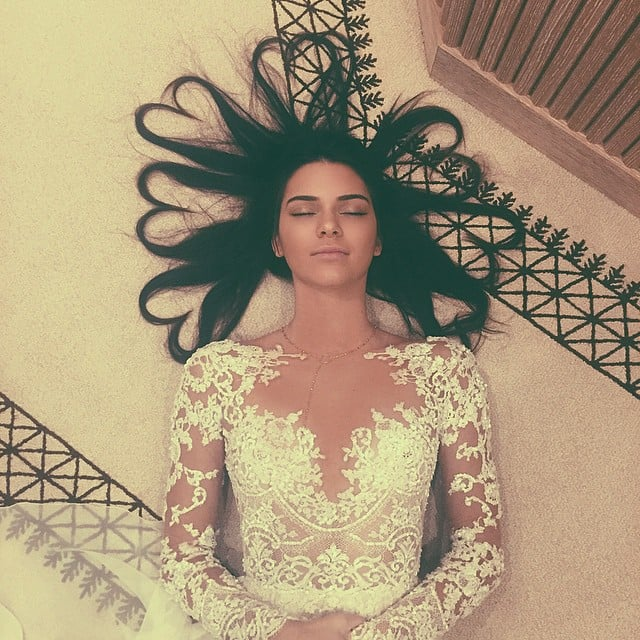 Kendall Jenner's Most-Liked Photo on Instagram