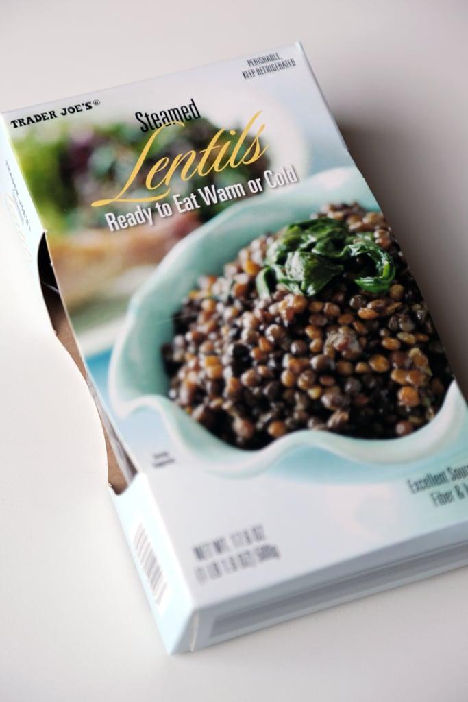 Steamed Lentils ($3)