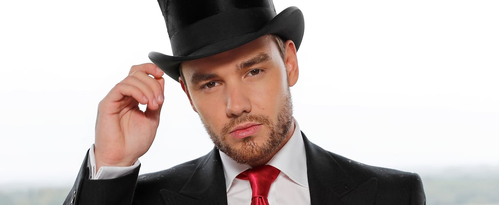 Liam Payne Channels Monopoly Man at Royal Ascot 2019