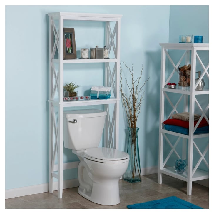 X Frame Over The Toilet Space Saver Best Target Bathroom