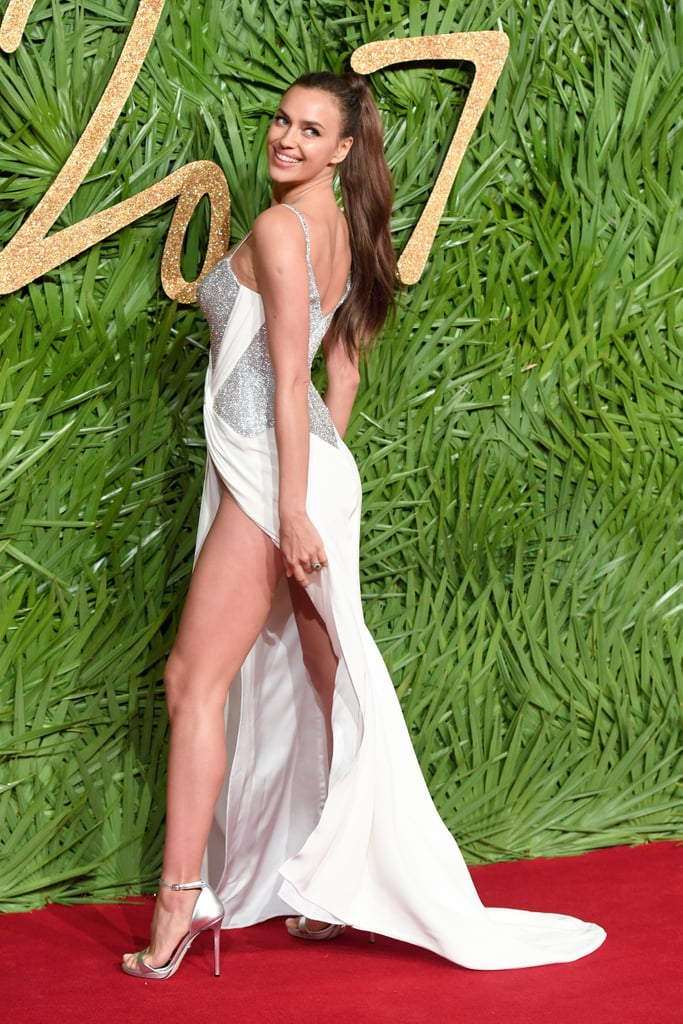 Irina Shayk certainly knows how to work the camera. The 33-year-old model and mom to 1-year-old daughter Lea de Seine has an insane figure, and she loves to flaunt it. Whether she's strutting her stuff on the runway or striking a pose on the red carpet, we never tire of her sexy appearances. If you thought her romance with Bradley Cooper was hot, just wait until you see these photos!