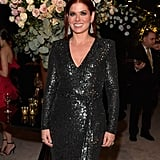 Debra Messing at the 2019 Golden Globes Afterparty