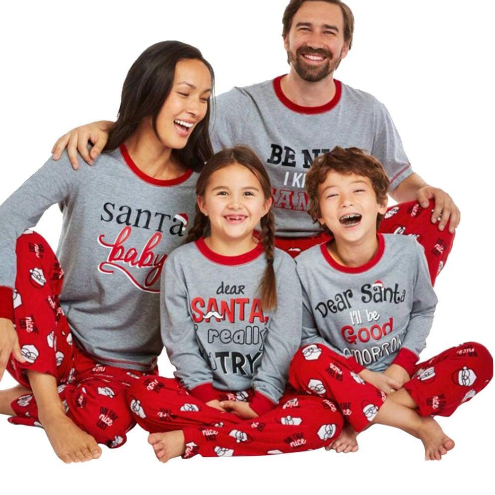 952e0f821f Best Matching Family Pajamas at Walmart