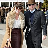 Autumn Phillips, Cheltenham Festival 2016