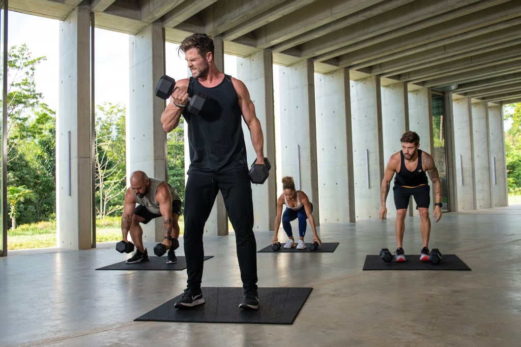 Review of Chris Hemsworth's Fitness App, Centr