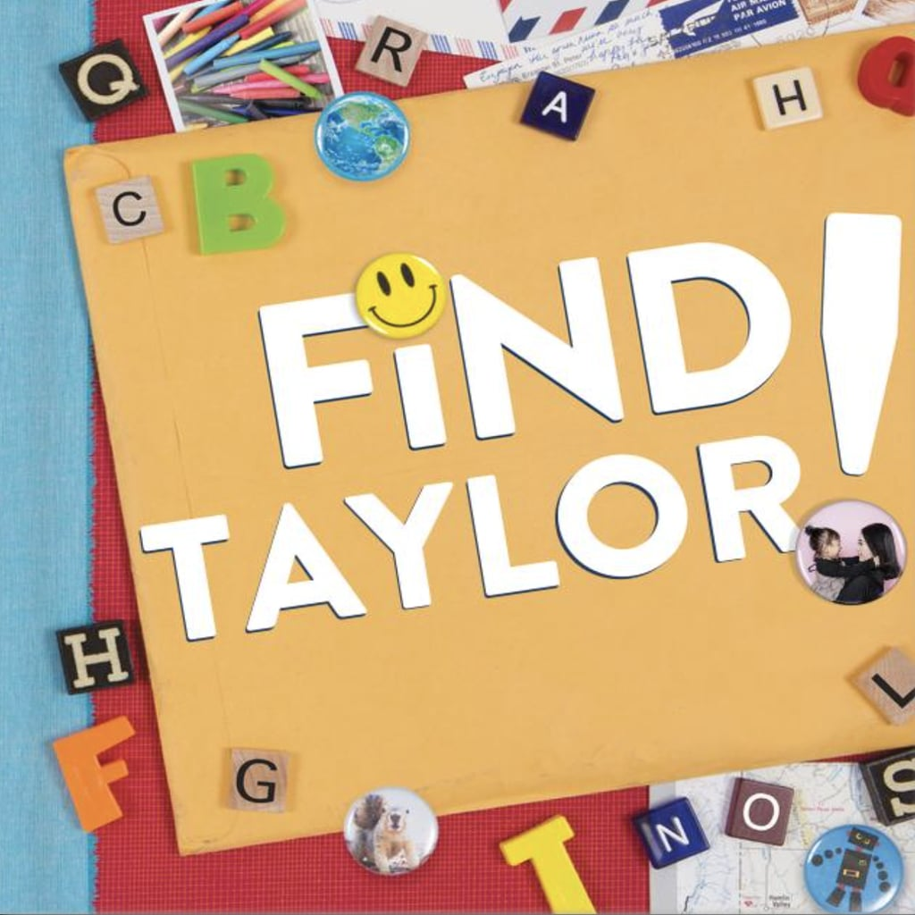 Find Me! Personalized Seek-and-Find Book