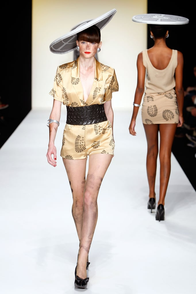 LA Fashion Week, Spring 2008: Jeremy Scott