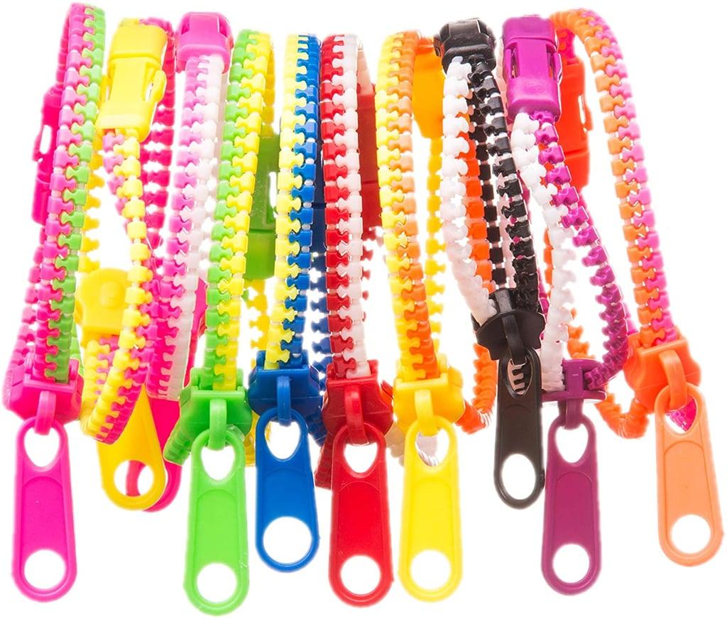 Upbrand Zipper Bracelet