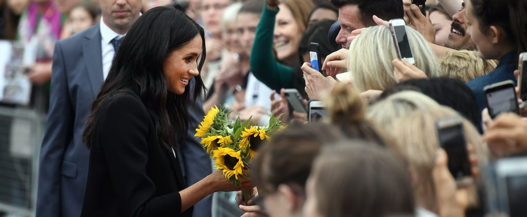 Meghan Markle's Birthday Thank-You Cards 2018