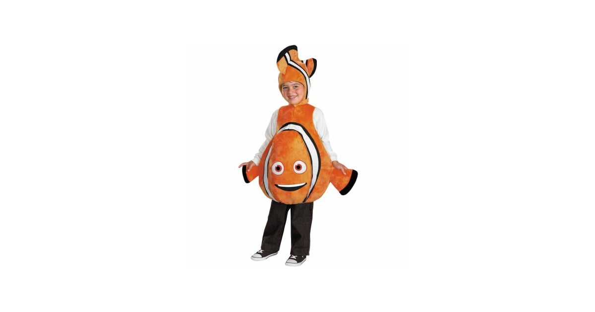 Nemo Deluxe Child Halloween Costume | Toddler Costumes on Amazon | POPSUGAR Moms Photo 5  sc 1 st  Popsugar & Nemo Deluxe Child Halloween Costume | Toddler Costumes on Amazon ...