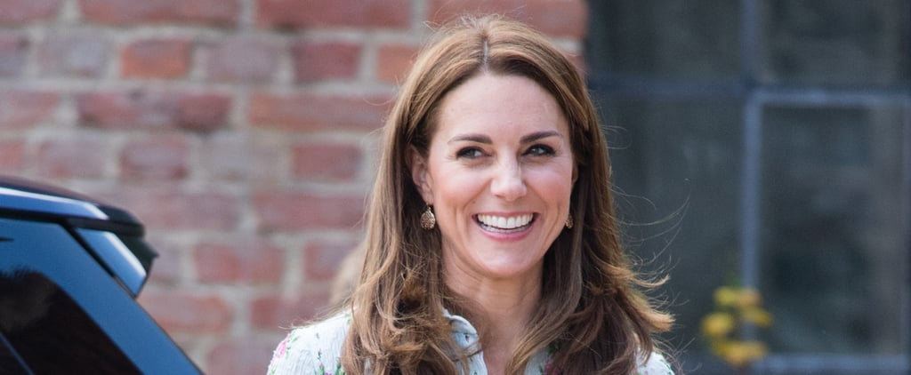 Kate Middleton's Pumpkin Spice Hair Colour