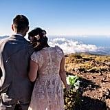 Maui Volcano Elopement