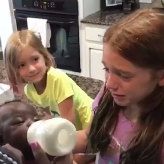 Sisters Meet Adopted Sibling For the First Time
