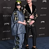 Billie Eilish and Finneas O'Connell at the 2019 LACMA Art + Film Gala