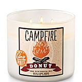Campfire Donut Candle ($25)