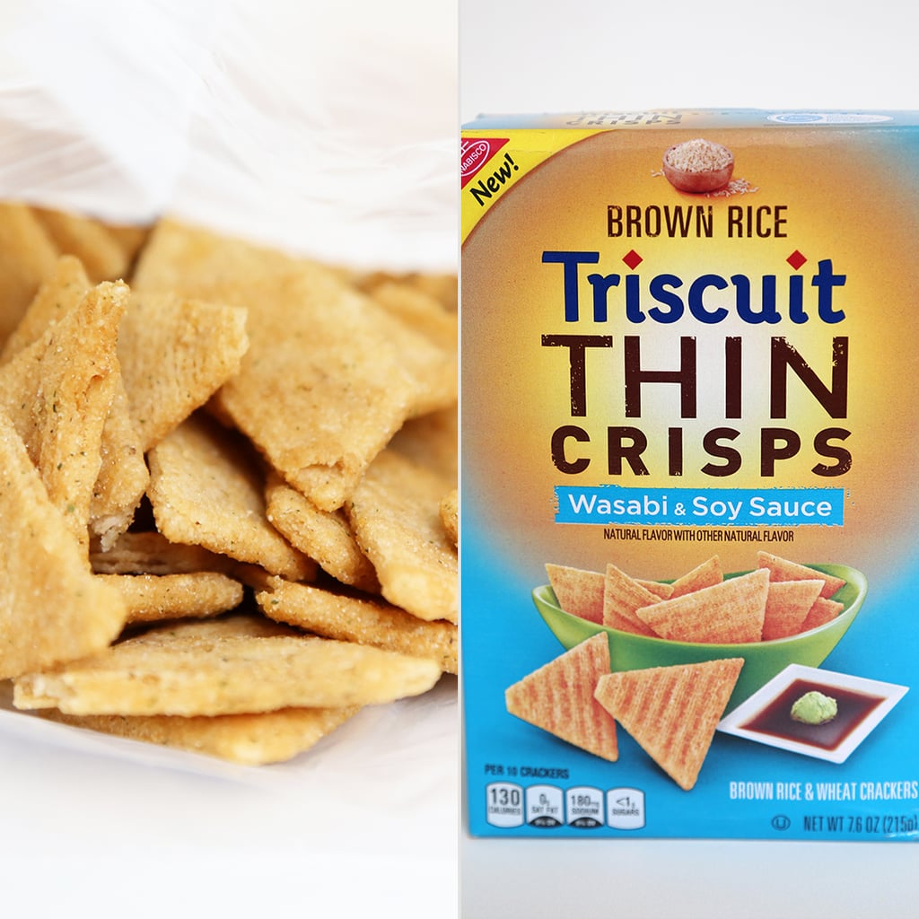 Triscuit Thin Crisps Wasabi & Soy Sauce