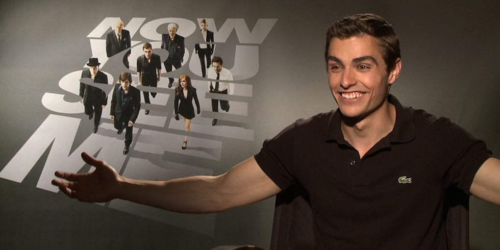 Dave Franco Interview For Now You See Me | Video