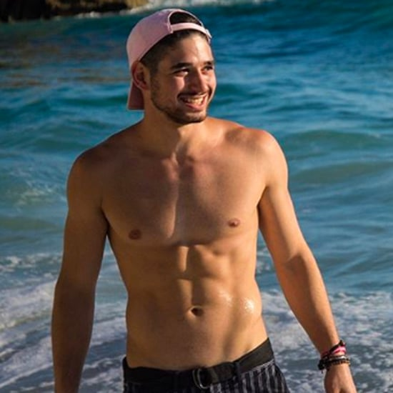Hot Pictures of Dancing With the Stars Pro Alan Bersten