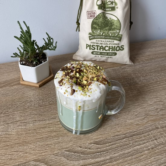 Starbucks Pistachio Latte Recipe and Photos