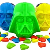 Are these candy-filled Darth Vader eggs ($4) a little creepy? Yeah, but they're also way cool.