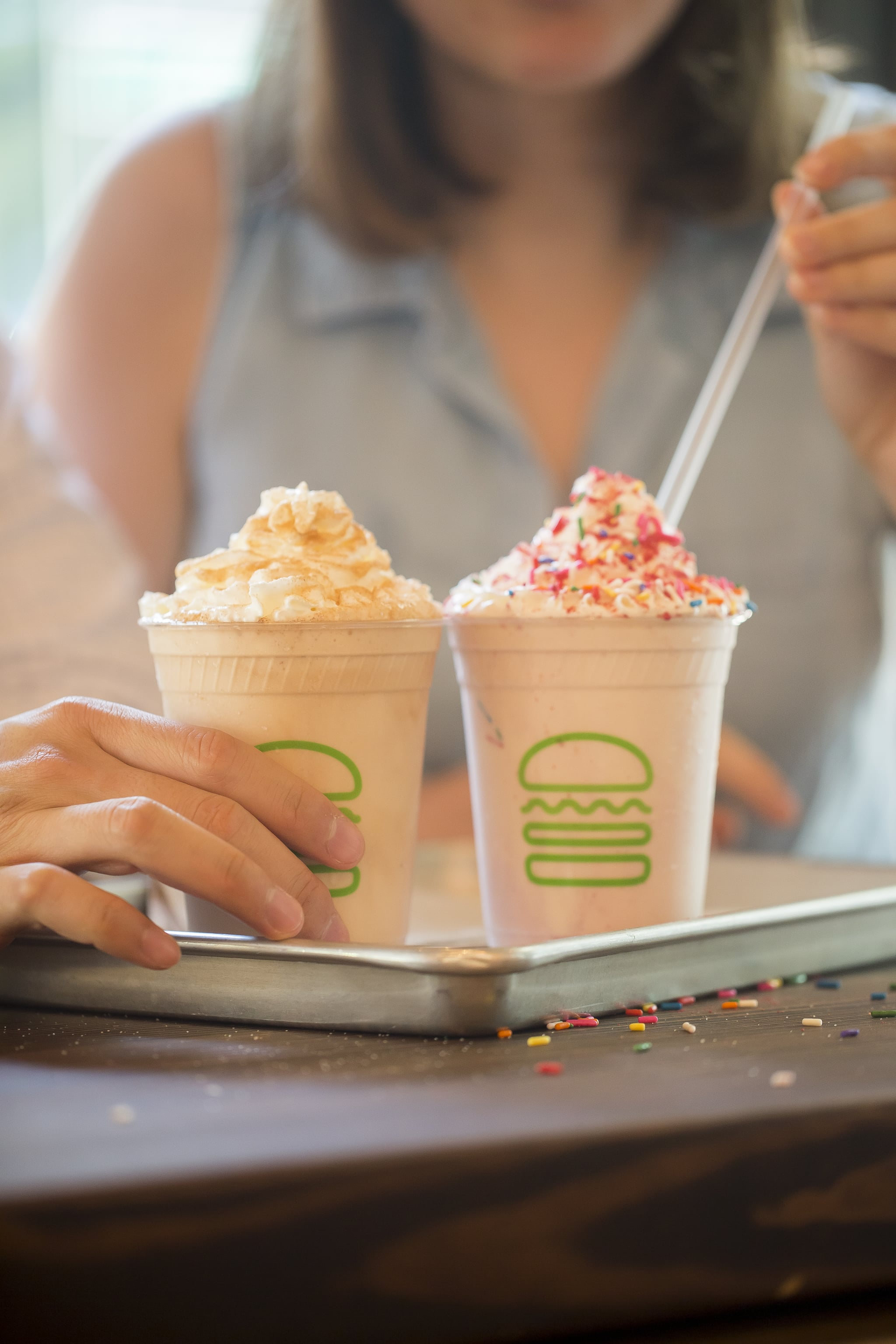 Shake Shack Released Its First Shake Ever Made With Wine, and It's For a Good Cause!