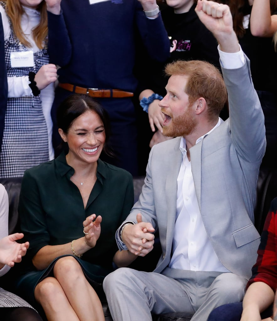 Meghan Markle And Prince Harry Baby Announcement Reactions
