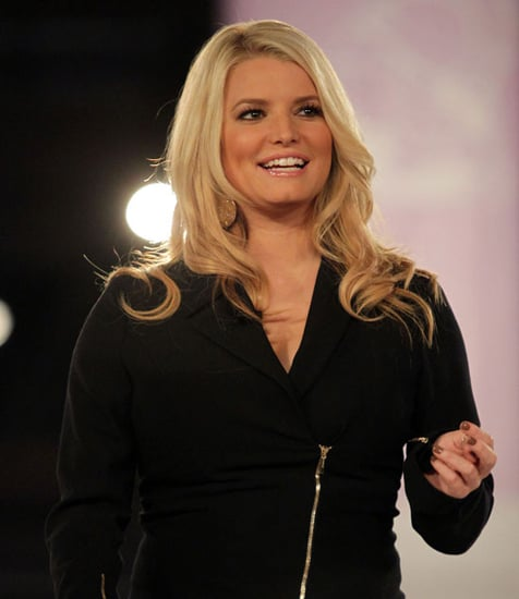 Jessica Simpson at the 2010 Women's Conference