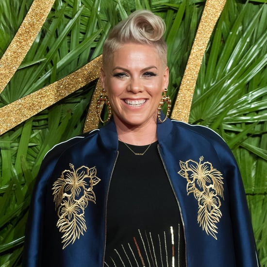 Pink's Tweets About Ageing and Growing Older