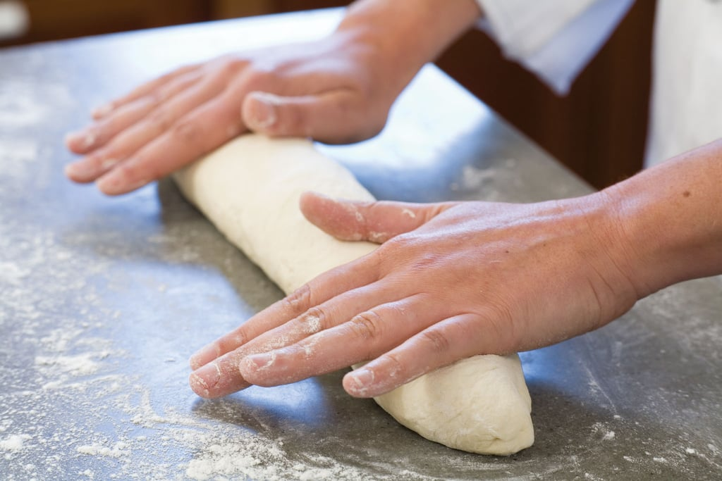 Step 14: Roll and Stretch