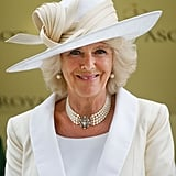 Camilla Duchess of Cornwall on Day 1
