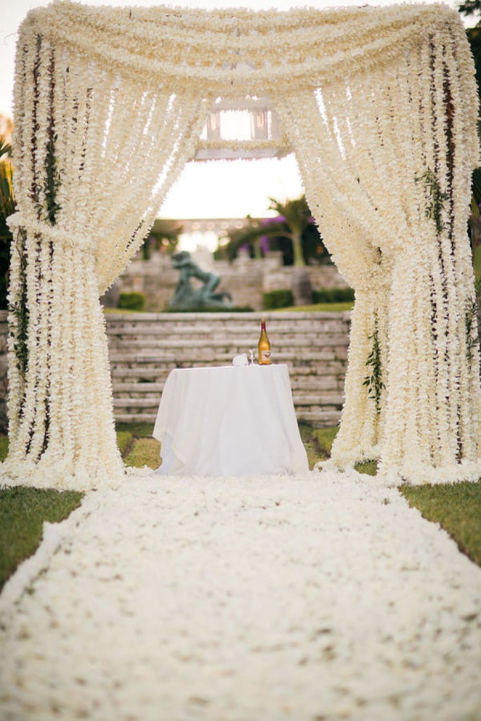 Unique wedding altar ideas and pictures popsugar home unique wedding altar ideas and pictures junglespirit Choice Image