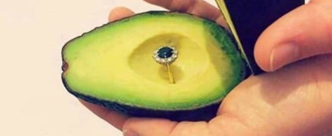 The Case Against Using Avocados in Marriage Proposals