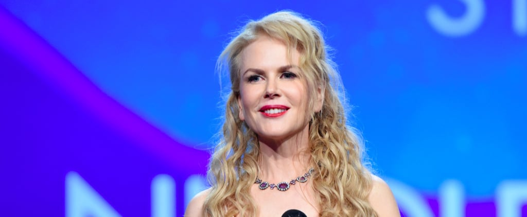 "Nicole Kidman Remembers Her Late Dad at the Palm Springs Film Fest: ""It's Emotional"""