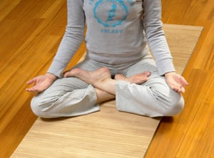 You Asked:  How Can I Start Getting Into Yoga?