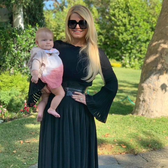 Jessica Simpson Shares Instagram About Losing Baby Weight