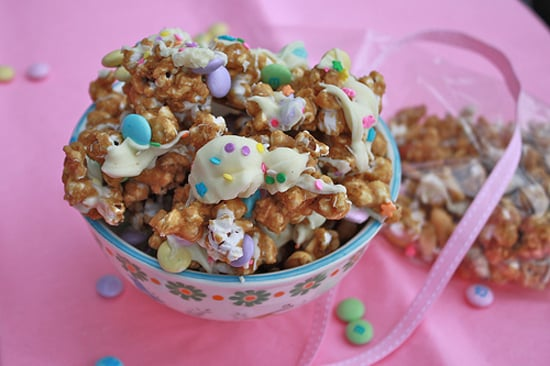 Candied Easter Popcorn