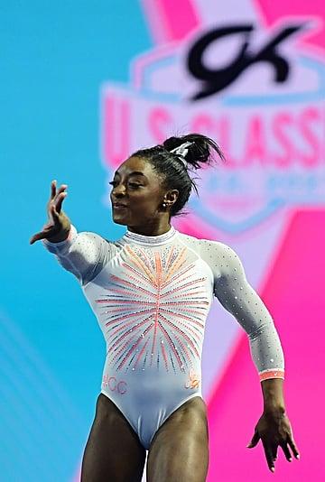 Gymnastics Moves Named After Simone Biles