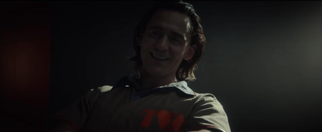 Loki TV Series Trailer