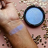 Maybelline Master Holographic Prismatic Highlighter in Purple Swatch