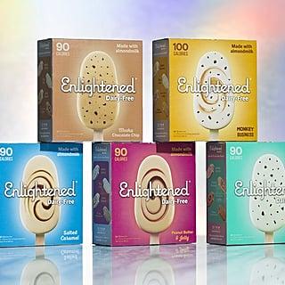 Enlightened Dairy-Free Ice Cream Bars