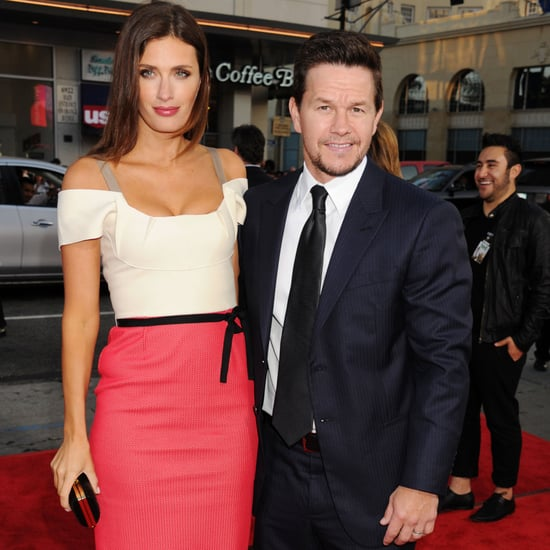 Mark Wahlberg Talks About His Wife