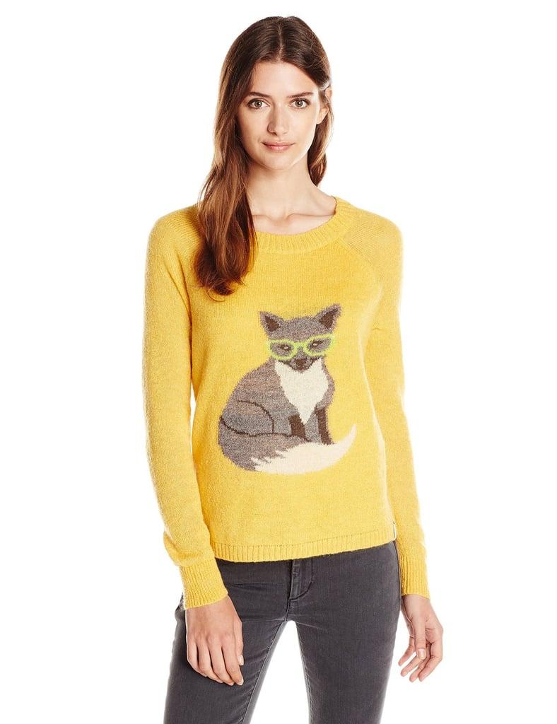 Woolrich Women's Motif Mohair Crew Sweater in Mineral Yellow ...
