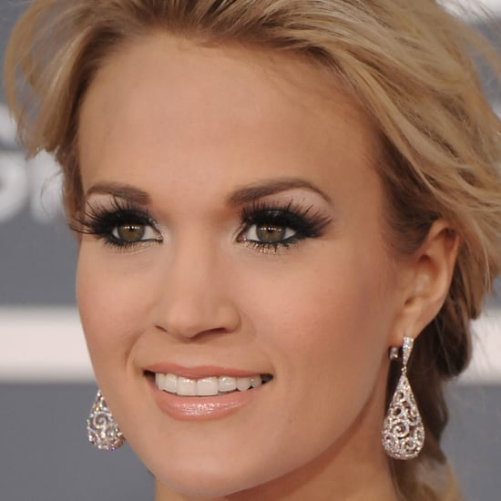Celebrity Looks at the Grammys 2012