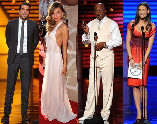 Photos of the Espy Awards in LA