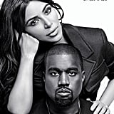 """Kanye on what he loves physically about Kim: """"My favorite body part of Kim's: heart."""" Kim on why she no longer has a favorite Taylor Swift song: """"I was such a fan of hers."""" Kim on being authentic on social media: """"I don't regret any tweets. I'm not a tweeter and deleter. So I have no regrets."""" Kanye on the public's misconceptions about him: """"I actually don't like thinking. I think people think I like to think a lot. And I don't. I do not like to think at all."""" Kim on the drama surrounding her nude selfie: """"I was about to get in the shower; I took a nude selfie, kept it in my phone for over a year. I just liked the picture, so I was like, 'Let me put censor bars on it and post it.' I don't do things to be like, 'This is powerful. I'm going to show you guys that this is my 'message.'' I'm not that type of person. I'm empowered by it, but I'm not doing it specifically to show power."""""""