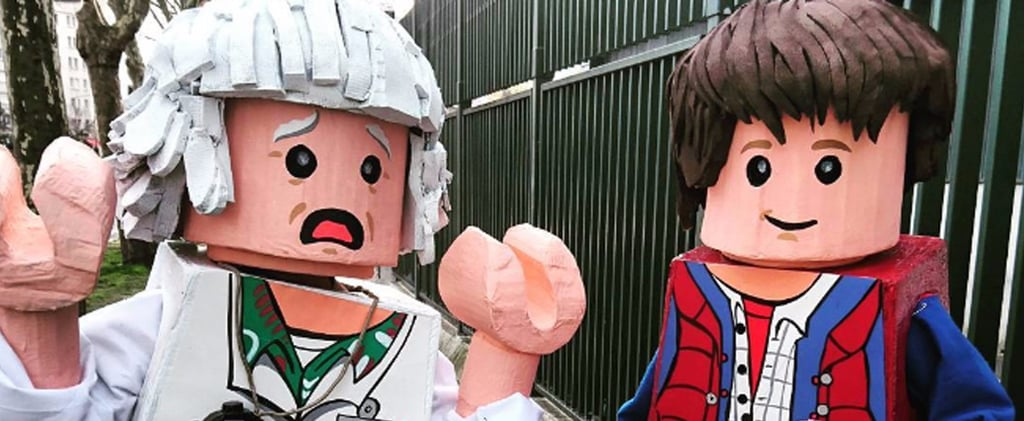 30 Lego Costumes That Are Easier to Put Together Than a Set