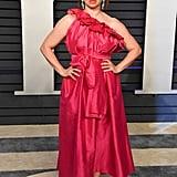 Maya Rudolph at the 2019 Vanity Fair Oscars Party