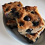 Paleo Coconut-Blueberry Bars